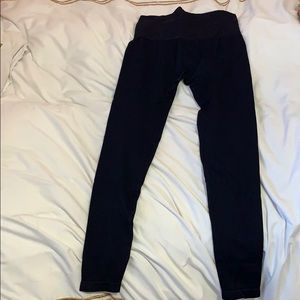 Denim jeggings small